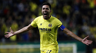 Goleada del Villarreal