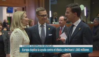 UE duplica fondos para combatir �bola