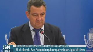 Alcalde San Fernando pregunta por CTI