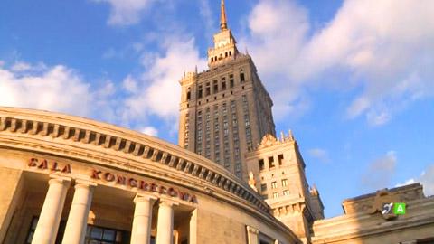 A por Europa: Varsovia