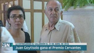 Juan Goytisolo gana el Cervantes
