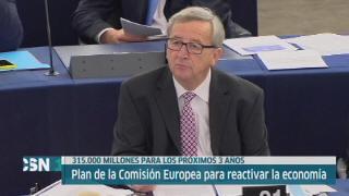 Euroc�mara respalda plan Juncker