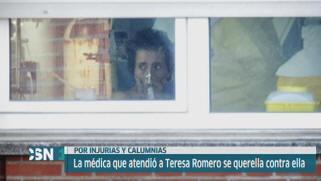 Denuncian a Teresa Romero