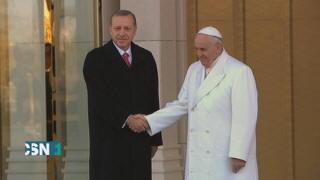 El Papa visita Turqu�a