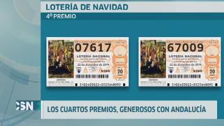 Cuarto Premio para pueblos de J�en, Granada y Sevilla