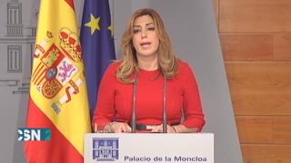 Susana D�az y Rajoy pactan la deuda