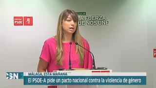 PSOE-A pide medidas contra violencia machista