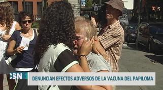 Controversia por vacuna papiloma