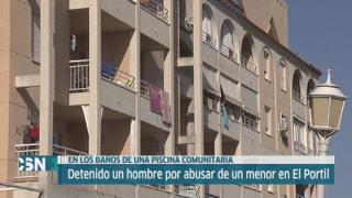 Abusos a un discapacitado en El Portil