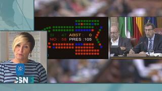 El Parlamento aprueba 64 propuestas de resoluci�n