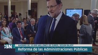 El Gobierno quiere frenar la consulta en Catalu�a