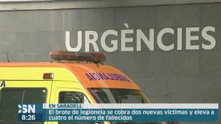 Mueren dos personas m�s en Sabadell