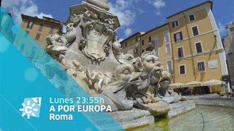 A por Europa: Roma