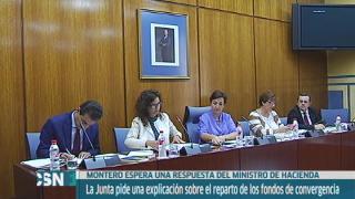 Junta pide aclaraci�n fondos convergencia