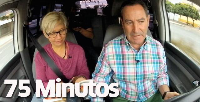 75 Minutos: Siga a ese taxi