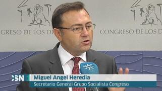 Heredia (PSOE-A) sobre PGE