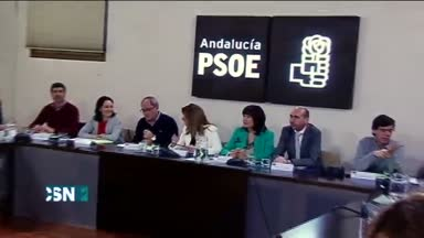 Apoyo del PSOE a las elecciones