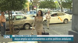 Alaya incrimina gobierno Chaves