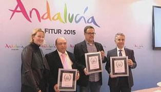 Andaluc�a promociona su turismoverde