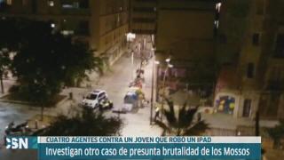 Nueva denuncia maltrato mossos