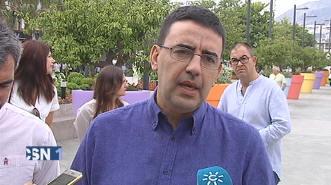 El PSOE-A acusa a Podemos de pinza con el PP
