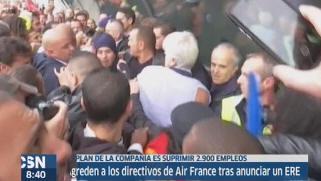 Air France  anuncia un ERE