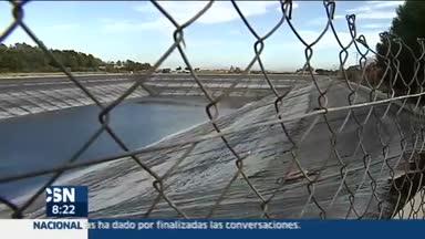 Regantes de Almanzora piden agua