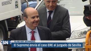 El caso ERE vuelve al juzgado de Sevilla