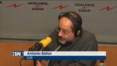 La CUP antepone la independencia a Mas