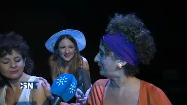 Juanita Calamidad, en el Teatro Quintero