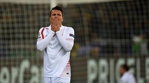 El Sevilla se queda sin champions