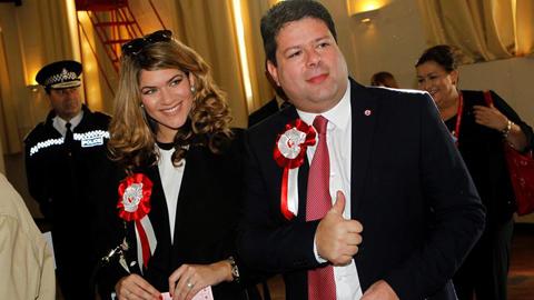 Picardo arrasa en las elecciones Gibraltar