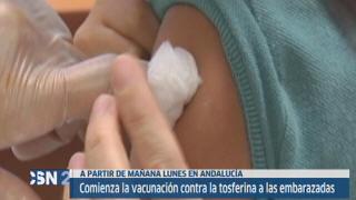 Comienza vacunaci�n tosferina