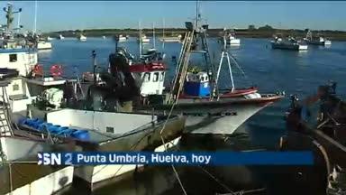La pesca comienza su parada biol�gica en Huelva