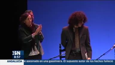 Premio a los j�venes flamencos