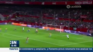 Sevilla 1-0 Valencia