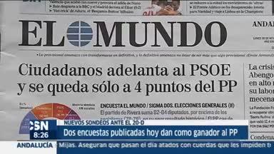 Ciudadanos amenaza a PSOE y PP