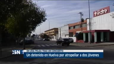 Detenido por el atropello