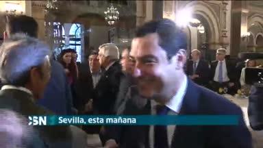 Moreno promete gobierno m�s abierto