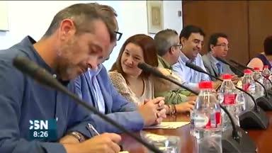 Alonso comparece en la Diputaci�n Permanente