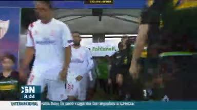 El Sevilla, en octavos de la Europa Liga