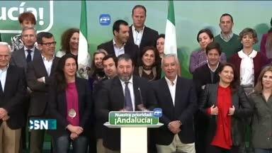 Moreno presenta a candidatos del PP a alcald�as