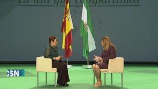 Entrevista a la presidenta de la Junta