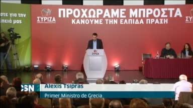 Grecia acusa al Gobirno espa�ol de perjudicarla