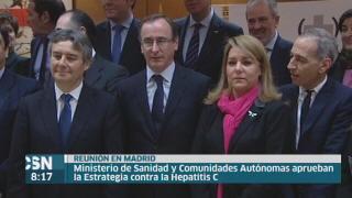 Presentan el Plan para la Hepatitis C