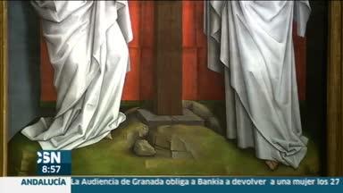 Exposici�n de van der Weyden en El Prado