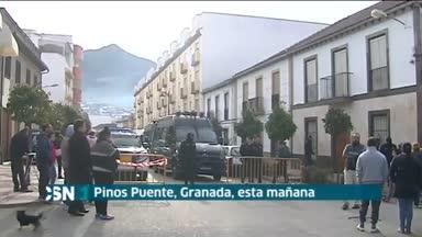 Desalojan a 31 famililas en Pinos Puente