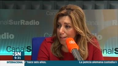 D�az, entrevista en Canal Sur Radio