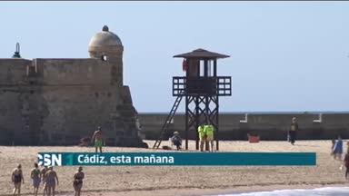 Comienza la temporada de playa en C�diz