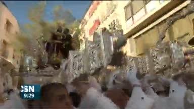 Domingo de Ramos esplendoroso